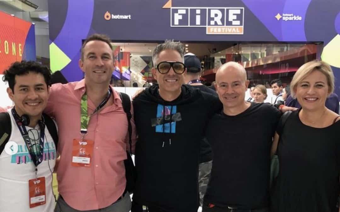 El evento de negocios digitales más grande del mundo. Aprendizajes del Fire Festival de Hotmart